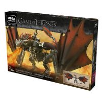 Mega Construx Black Series Game of Thrones Daenerys and Drogon