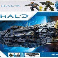 Mega Construx Halo UNSC Infinity Box