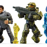 Mega Construx Halo UNSC Infinity Figures