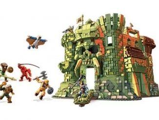Mega Construx Probuilder Castle Grayskull Playset