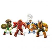 Mega Construx Probuilder Masters of the Universe Castle Grayskull Figures