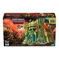 Mega Construx Probuilder Masters of the Universe Castle Grayskull Playset Box