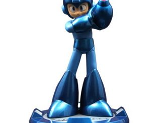 Mega Man 25th Anniversary Statue