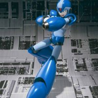 Mega Man Action Figure