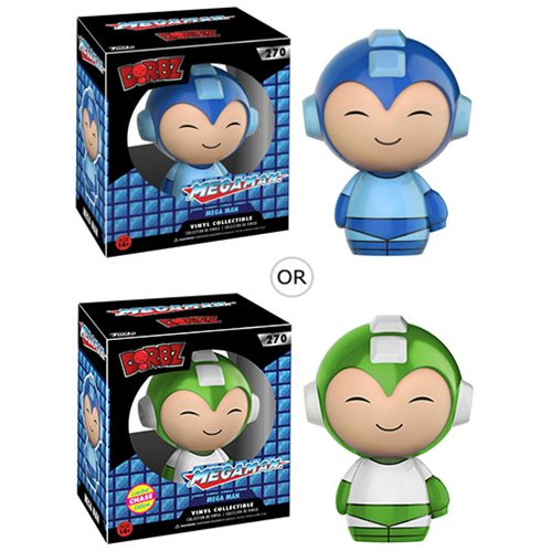 Mega Man Dorbz Vinyl Figure