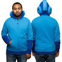 Mega Man Hoodies