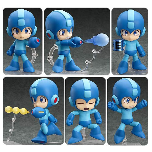 Mega Man Nendoroid Action Figure