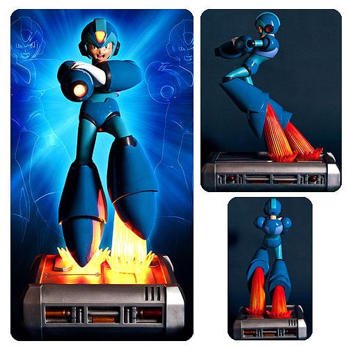 Mega Man X 17-Inch Statue
