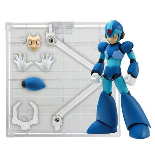 Mega Man X 4-Inch Nel Action Figure - Gadget Lovers