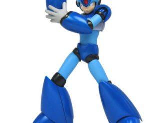 Mega Man X D-Art Action Figure
