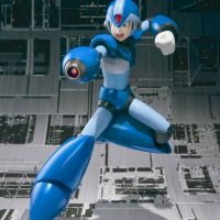 Mega Man X D-Arts Figure