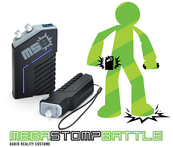 Mega Stomp Battle - Audio Reality Effects