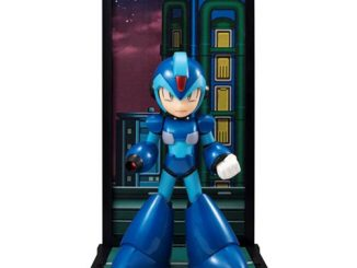 Megaman X Tamashii Buddies Mini Statue