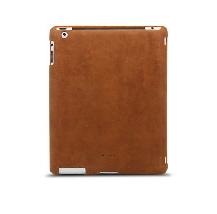 Melkco Premium Cowhide Leather Case for Apple iPad 2