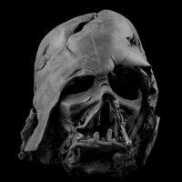 Melted Darth Vader Helmet 2