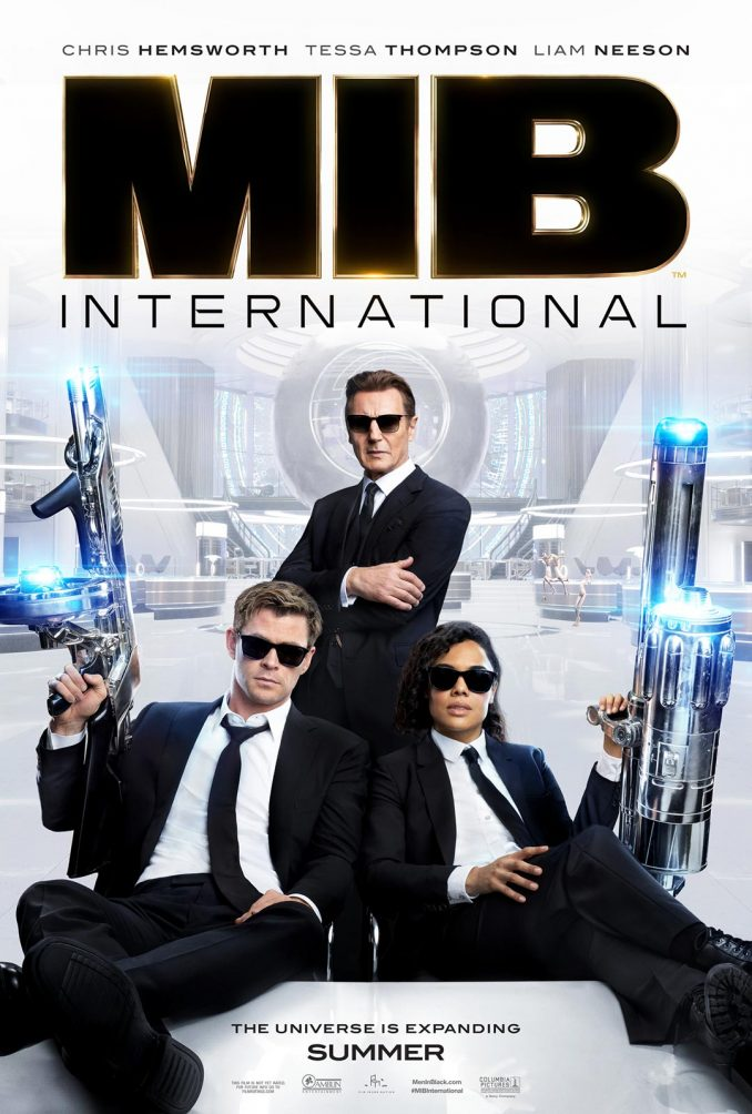 Men In Black International Teaser Poster