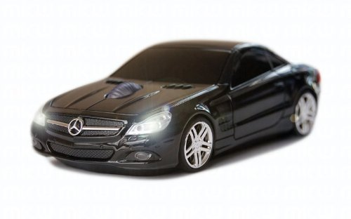 Mercedes SL550 Wireless Mouse