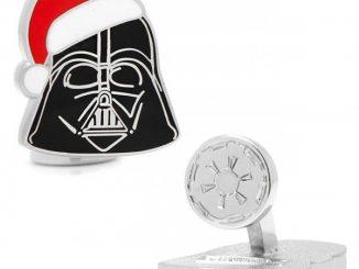 Darth Vader Merry Sithmas Cufflinks