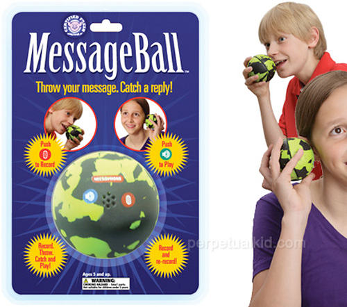 Message Ball
