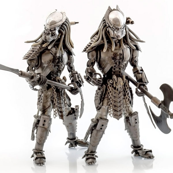 Metal Art Warriors