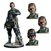 Metal Gear Solid 5 Ground Zeroes Snake 1 6 Scale Statue