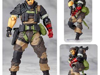 Metal Gear Solid 5 Phantom Pain Venom Snake Action Figure