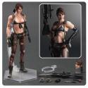 Metal Gear Solid 5 The Phantom Pain Quiet Play Arts Kai Action Figure