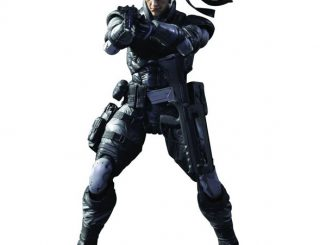 Metal Gear Solid Snake Action Figure
