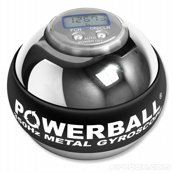 Metal Pro Powerball