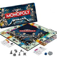 Metallica Edition Monopoly