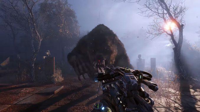 Metro Exodus Weapons Trailer
