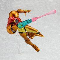 Metroid Other M Samus Aran Figma Action Figure