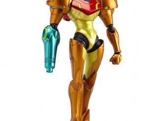Metroid Samus Aran Figma Action Figure