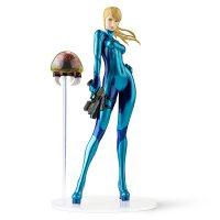 Metroid Zero Suit Samus Statue