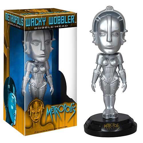 Metropolis Robot Maria Bobble Head