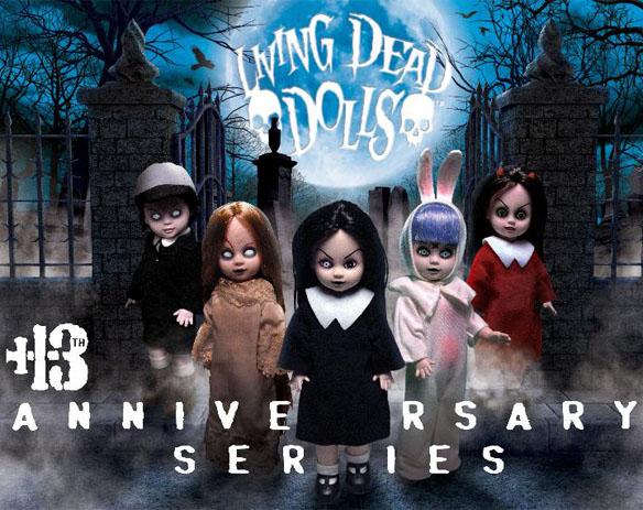 Mezco Living Dead Dolls 13th Anniversary Series
