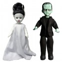 Mezco-Toyz-Living-Dead-Dolls-Universal-Monsters-Frankenstein-and-the-Bride-Set