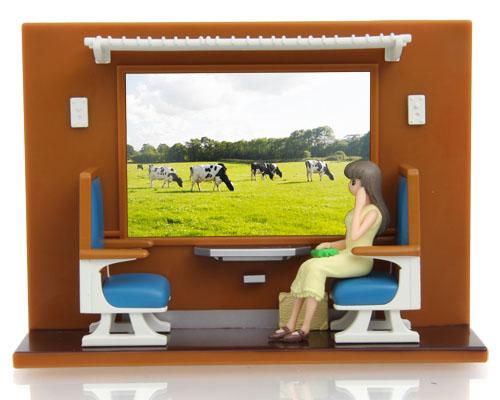 Mi Train Journey Smartphone Display