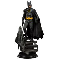 Michael Keaton 1989 Batman Film Version Premium Format Figure Featured