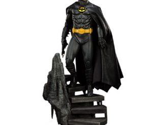 Michael Keaton 1989 Batman Film Version Premium Format Figure Featured