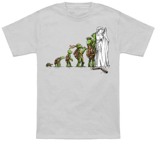Michelangelo Shirt