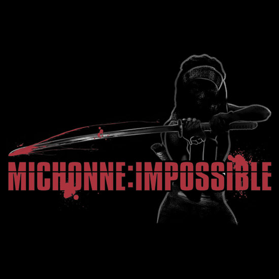 Michonne Impossible T-Shirt