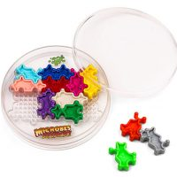 Microbes Attack Microbial Puzzle Game