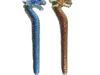 Mighty Dragon 2pc Pen Set