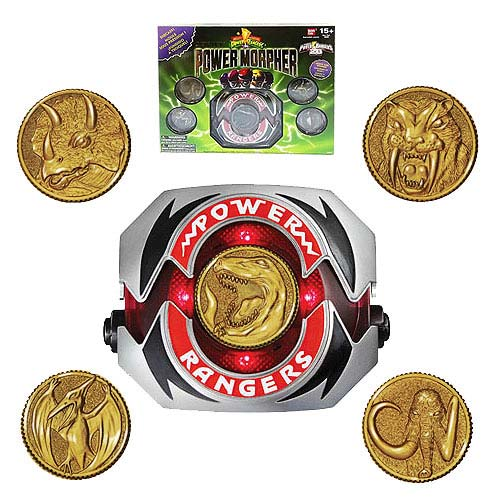 Mighty Morphin Power Rangers Legacy Edition Morpher