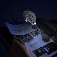 Millennium Falcon Book Light