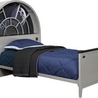 Millennium Falcon Bookcase Bed