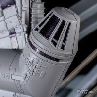 Millennium Falcon Desk Lamp Cockpit