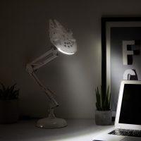 Millennium Falcon Desk Lamp Off