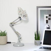Millennium Falcon Desk Lamp On